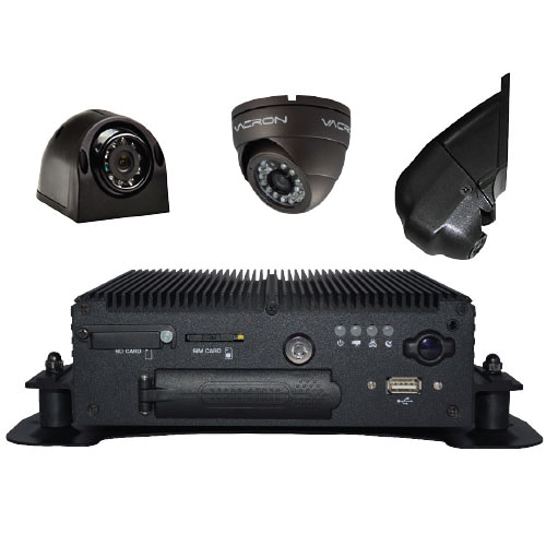 Geobox GMD82D Multichannel DVR Unit